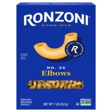 Ronzoni Elbows, No. 35