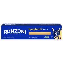 Ronzoni Spaghetti, No. 8