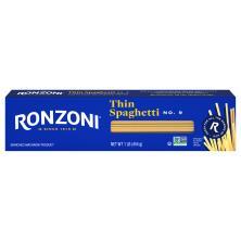 Ronzoni Spaghetti, Thin