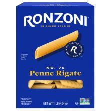 Ronzoni Penne Rigate, No. 76