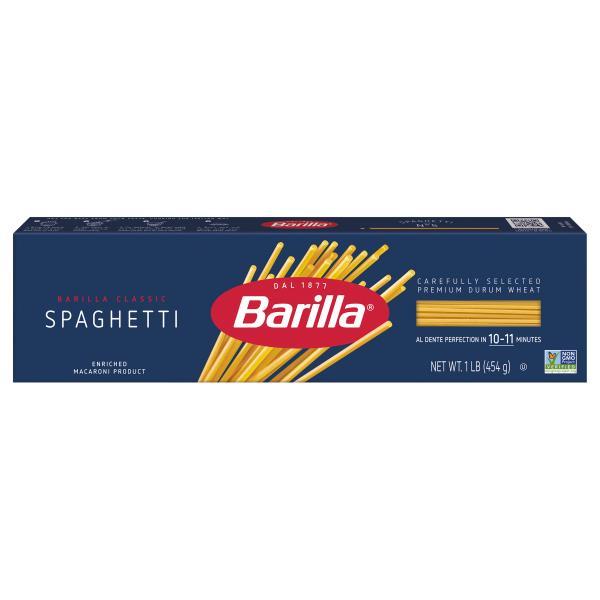 Barilla Spaghetti, No. 5