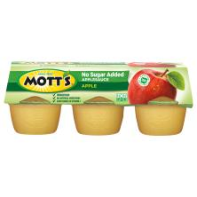 Motts Applesauce, Unsweetened