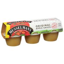 Musselmans Apple Sauce, Original