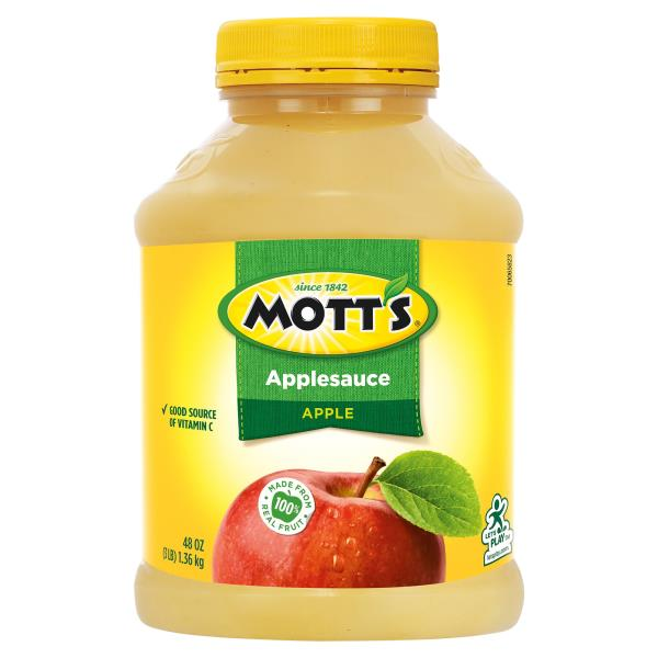 Motts Applesauce, Original
