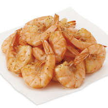 Medium Cooked Shrimp, Old Bay-Seasoned Peel & Eat