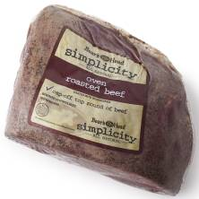 Boar's Head Simplicity All-Natural Oven Roasted Beef