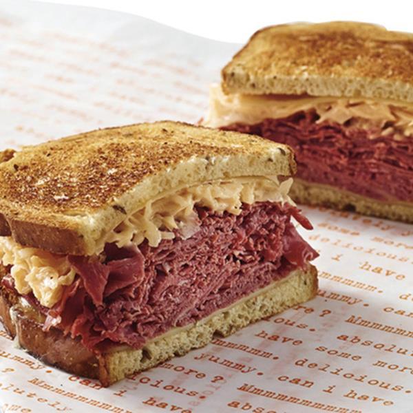 Reuben - Corned Beef