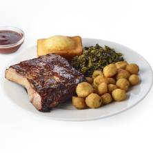 Publix Deli Smoked Rib Meal