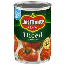 Del Monte Tomatoes, Diced