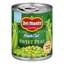 Del Monte Fresh Cut Peas, Sweet