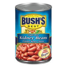 Bushs Best Kidney Beans, Light Red