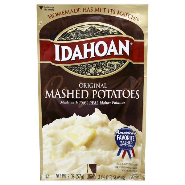 Idahoan Mashed Potatoes, Original