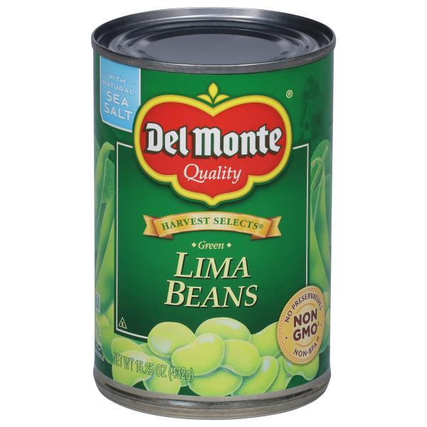 Del Monte Harvest Selects Lima Beans Green Publix Com