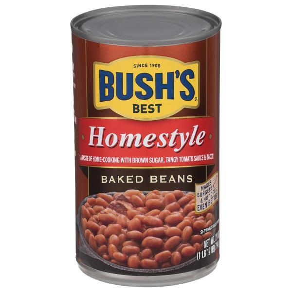 Bushs Best Baked Beans, Homestyle