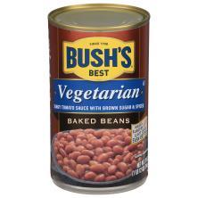 Bushs Best Baked Beans, Vegetarian