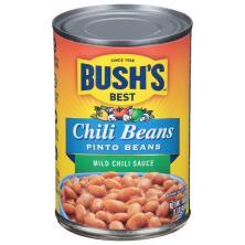 Bushs Best Chili Beans, Mild Sauce