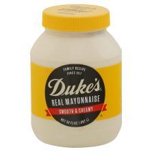 Dukes Mayonnaise, Real