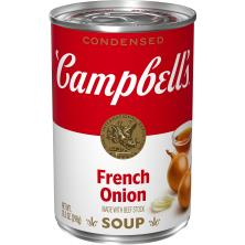 Campbells Soup, Condensed, French Onion