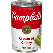Campbells Soup, Condensed, Cream of Celery