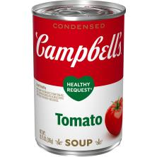 Campbells Healthy Request Soup, Tomato, Condensed