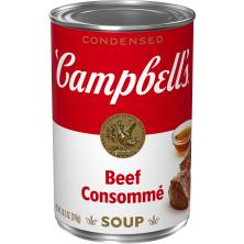 Campbells Soup, Condensed, Beef Consomme