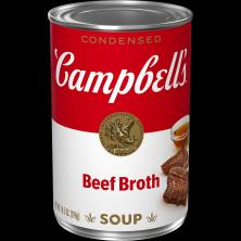 Campbells Soup, Condensed, Beef Broth