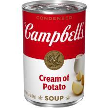 Campbells Soup, Condensed, Cream of Potato