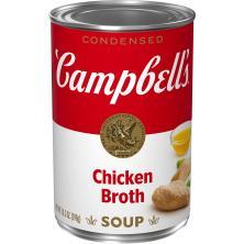Campbells Soup, Condensed, Chicken Broth