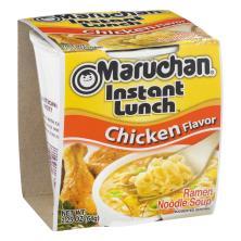 Maruchan Instant Lunch Ramen Noodle Soup, Chicken Flavor