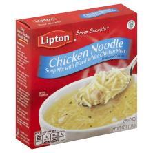 Lipton Soup Secrets Soup Mix, Chicken Noodle