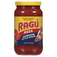 Ragu Pizza Sauce, Homemade Style