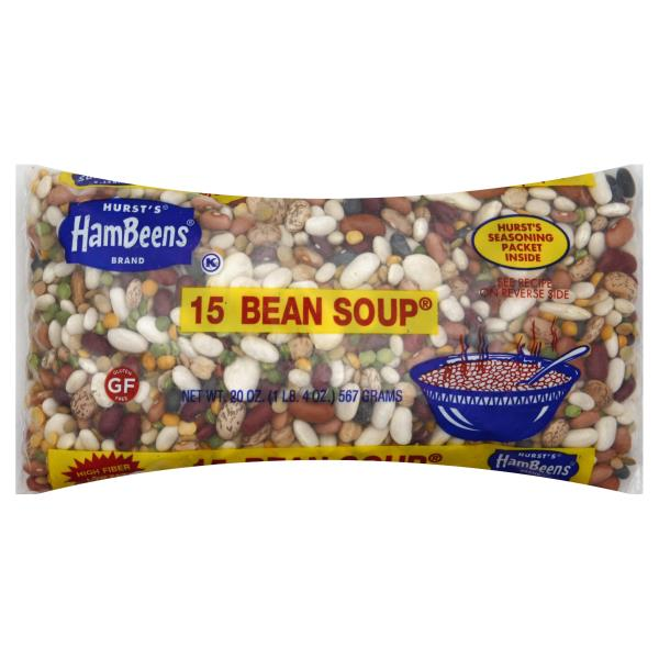 Hursts HamBeens 15 Bean Soup