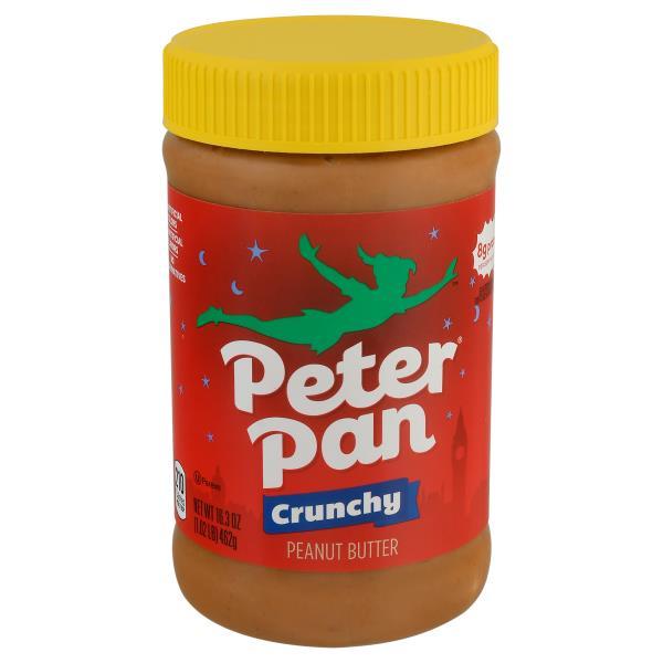 Peter Pan Peanut Butter, Crunchy