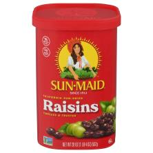 Sun Maid Raisins, California Sun-Dried
