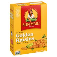 Sun Maid Raisins, California Golden