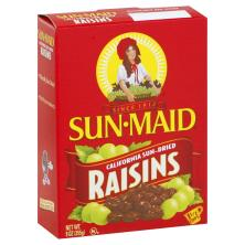 Sun Maid Raisins, Natural California