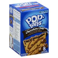 Pop Tarts Toaster Pastries, Frosted Chocolate Chip