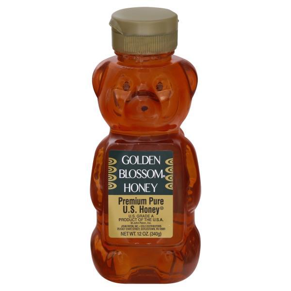Golden Blossom Honey, Premium Pure US