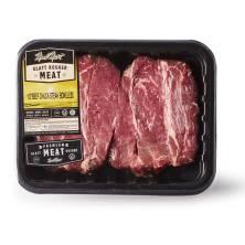 Aaron's Boneless Chuck Steak, Kosher Beef