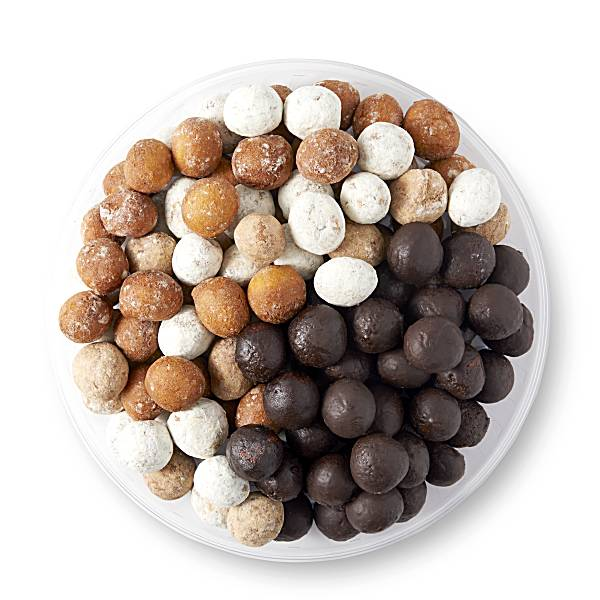 Assorted Donut Holes Platter Large 120-Count