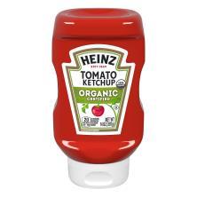 Heinz Tomato Ketchup, Organic Certified