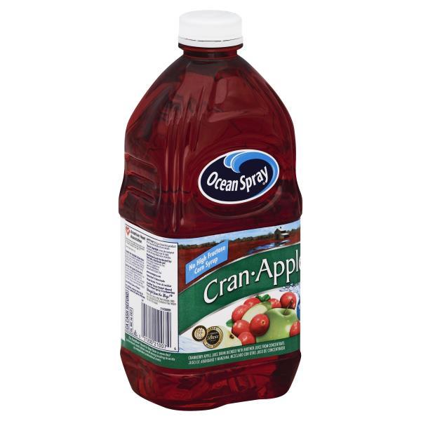 Ocean Spray Juice Drink, Cran-Apple