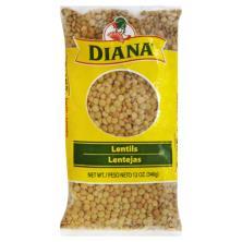 Diana Lentils