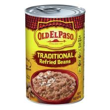 Old El Paso Refried Beans, Traditional