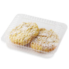 Crumb Cakes Lemon 2-Count