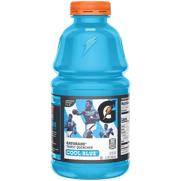 Gatorade G Series Thirst Quencher, Perform, Cool Blue