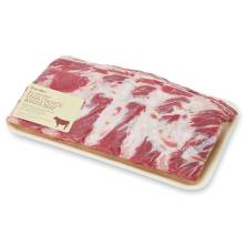 GreenWise Angus Beef Back Ribs, USDA Choice Beef Raised Without Antibiotics