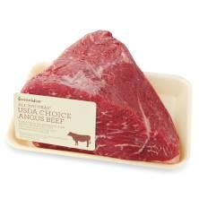 GreenWise Angus Rump Roast, USDA Choice Beef Raised Without Antibiotics