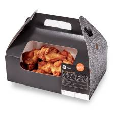 Publix Deli Chicken Wings 20 Pc Hot & Spicy, Non-Breaded