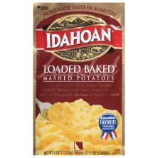 Idahoan Mashed Potatoes, Loaded Baked